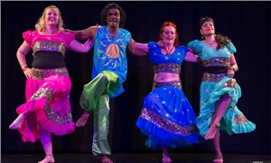 Link to event CANCELED Let´s Dance tanssikoulun show – A multicultural dance show