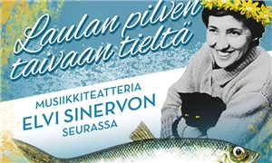 Link to event Laulan pilven taivaan tieltä – I sing the clouds from the sky
