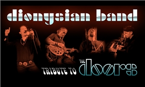 Link to event Tribute to The Doors – Dionysian Band