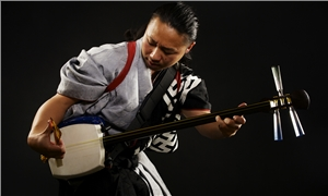Link to event CANCELLED: The soul of Tsugaru shamisen – Keishō Ōno