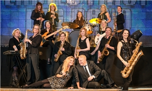 Link to event Ladies First Big Band goes ABBA